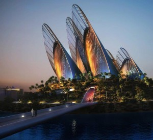Sheikh Zayed museum, Abu Dhabi